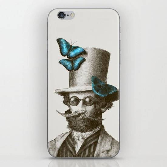 Doctor Popinjay (Color Option) iPhone & iPod Skin