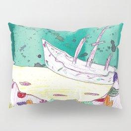 Ship Wreck Pillow Sham