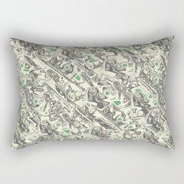 Liquid Assets Rectangular Pillow