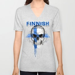 To The Core Collection: Finland Unisex V-Neck