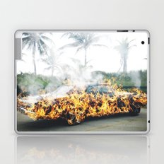 BURNT Laptop & iPad Skin