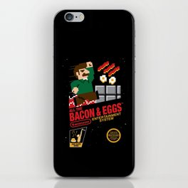 All the Bacon and Eggs iPhone Skin