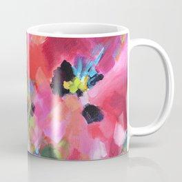 Wildflowers and Poppies Coffee Mug