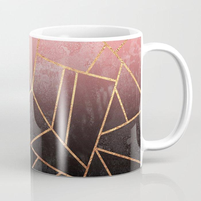 Pretty Coffee Cups Coffee Mug by elisabethfredriksson