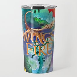 Wings Of Fire Painting Travel Mug