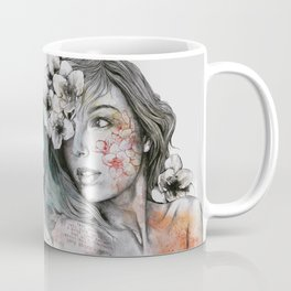 Mascara Coffee Mug