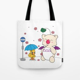 Chocobo's Neighbor. Tote Bag