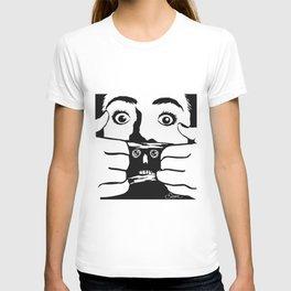 BRAINDEAD aka DEAD ALIVE Collectible Beth Bacon Design no. 3 T-shirt