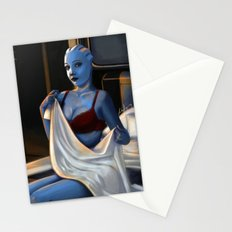 Mass Effect - Red Lingerie Stationery Cards