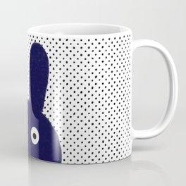 Blue Monster Coffee Mug