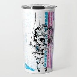 Deathly Chucky's Girl - Creepy Doll Travel Mug