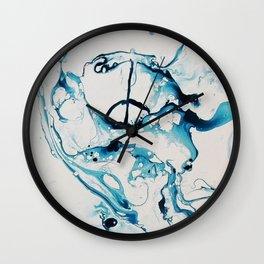 Peace   Paix Wall Clock