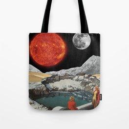 Cosmic Panorama Tote Bag