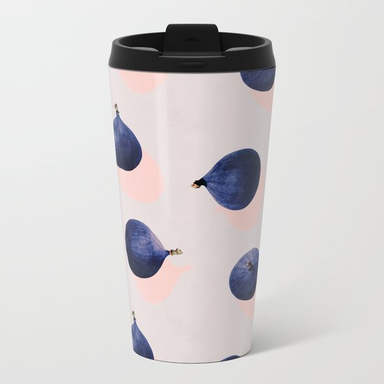 fruit 16 Metal Travel Mug