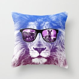 hunting time #1 Throw Pillow