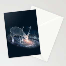 Feed on infinity Stationery Cards