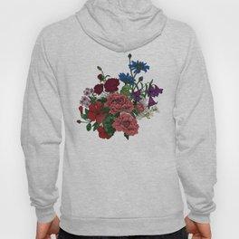 "Flower Arrangement Fall in Love Series "" Let it be"" Hoody"