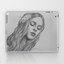 Patience - a digital drawing Laptop & iPad Skin