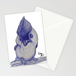 Chick-a-D Stationery Cards