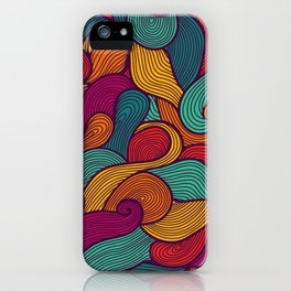 Art colour 2018 s6 coloured art style hot trend popular case cover skin iphone ipad iPhone Case