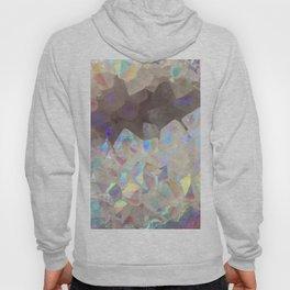 Iridescent Aura Crystals Hoody