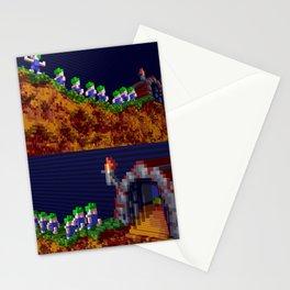 Inside Lemmings Stationery Cards
