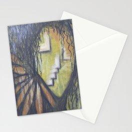 Dark Meditation Stationery Cards