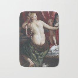 Paolo Veronese - Venus With A Mirror. Bath Mat