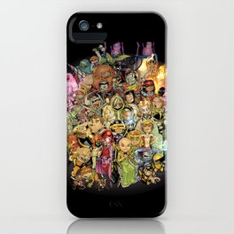 Lil' X iPhone Case