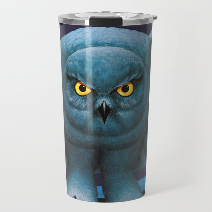 Rush Fly By Night Travel Mug