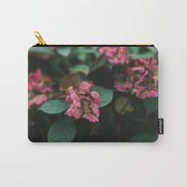 Hydrangeas in the Garden Carry-All Pouch