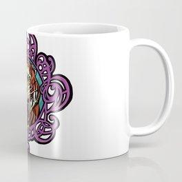 Third Eye Tiger Coffee Mug