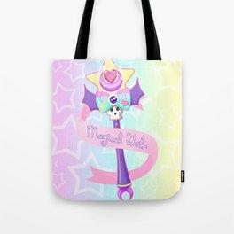 Magical Goth Tote Bag