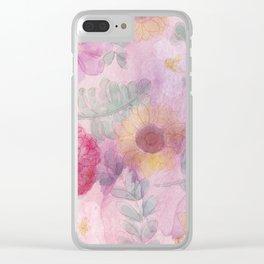 Abigail Clear iPhone Case