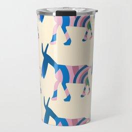 Donkey Parade Travel Mug