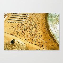 Ants Canvas Print