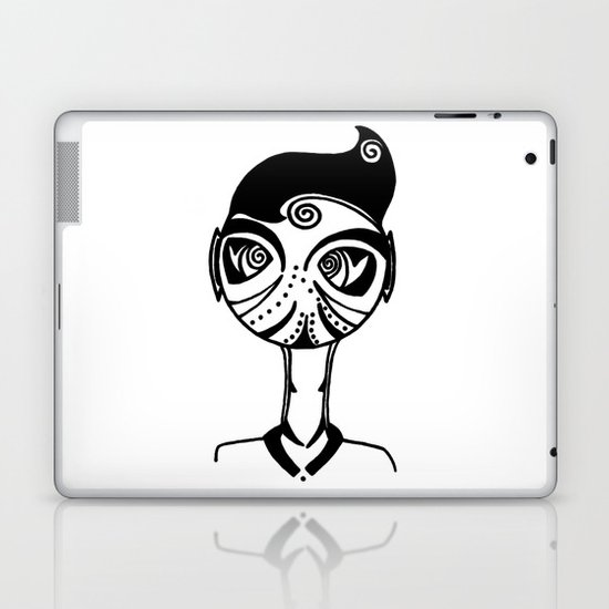 50's Cool Laptop & iPad Skin