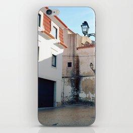 Portugal, Cascais (RR 187) Analog 6x6 odak Ektar 100 iPhone Skin