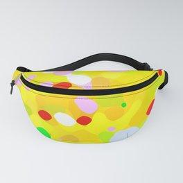 Colorful Liquid Fanny Pack