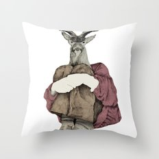John Throw Pillow