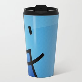 Apple style Travel Mug