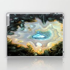 Geode Fairyland - Inverted Art Series Laptop & iPad Skin