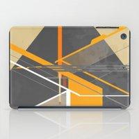 pyramid iPad Cases featuring Pyramid by ErDavid