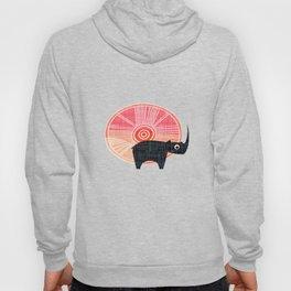 Black Rhino Sunset Hoody