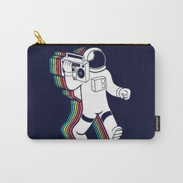 The Sound Of The Space Carry-All Pouch