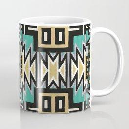 Ethnic african geometric pattern Coffee Mug