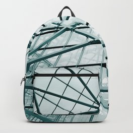 Modern Abstract Mall Backpack