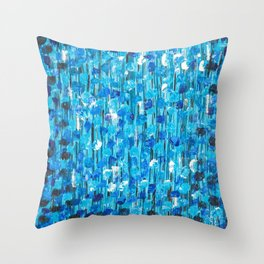 Solace II Throw Pillow