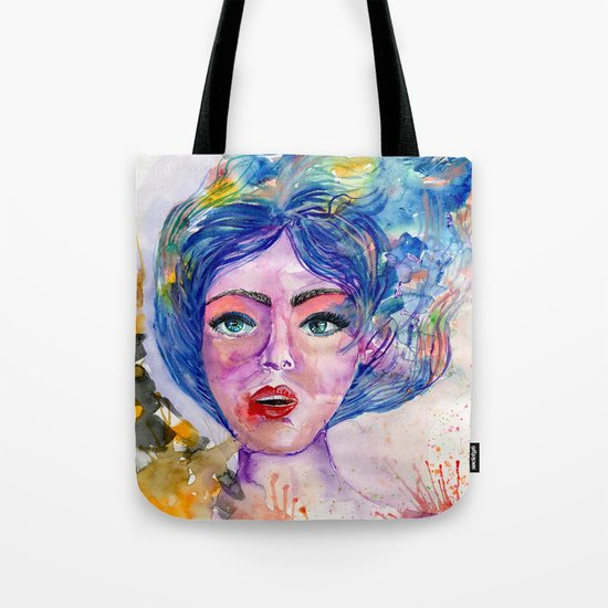 Colorful explosion Tote Bag