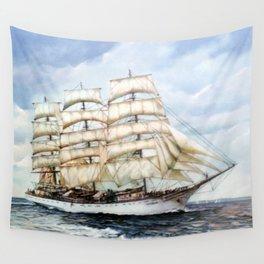 Regata Cutty Sark/Cutty Sark Tall Ships' Race Wall Tapestry
